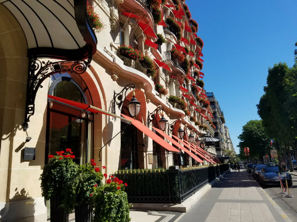 The Dorchester Hotel Experience Plaza Athenee Paris